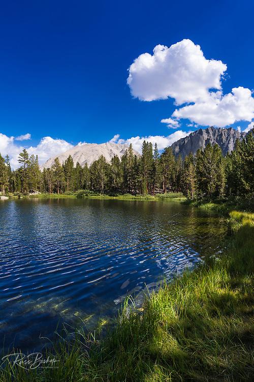 Big Pine Lake #4, John Muir Wilderness, Sierra Nevada Mountains, California USA