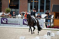Maas Lynne, NED, Electra<br /> Nederlands Kampioenschap Dressuur <br /> Ermelo 2017<br /> © Hippo Foto - Dirk Caremans<br /> 15/07/2017