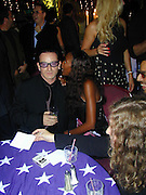 Bonoof U2 And Naomi Campbell <br />