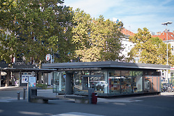 TIC - Tourust Information Center in Maribor, Slovenia on 27th of September.  Photo by Milos Vujinovic / Sportida