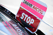 August 5-7, 2016 - Road America: Dream Racing pit board