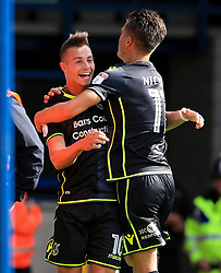 Billy Bodin of Bristol Rovers celebrates after scoring his sides second goal   - Mandatory by-line: Matt McNulty/JMP - 19/08/2017 - FOOTBALL - Gigg Lane - Bury, England - Bury v Bristol Rovers - Sky Bet League One