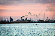 Exxon refinery in Chalmette Louisiana