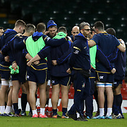 Cardiff 09/03/2018, Principality Stadium<br /> Natwest 6 nations 2018 <br /> Galles vs Italia<br /> Captain's Run Italia