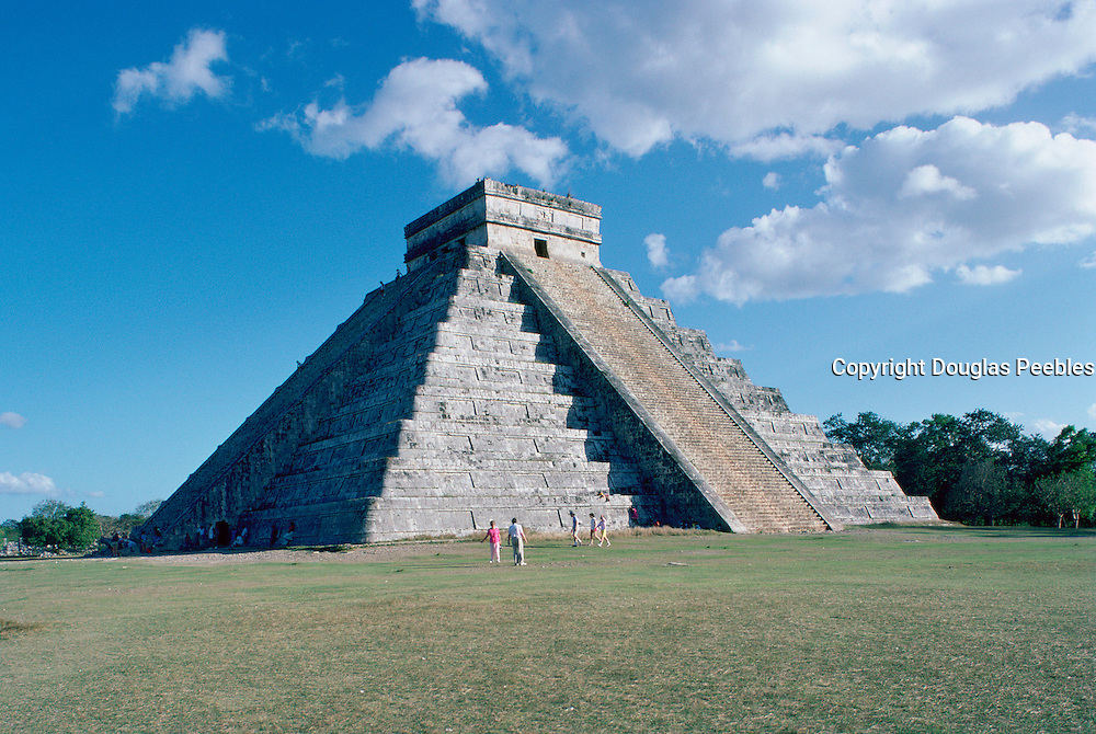 Chichen-Itza, Yucatan, Mexico<br />