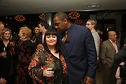 Dawn French and Lenny Henry, First night party for Smaller  at Floridita, 100 Wardour Street W1 on Tuesday 4 AprilONE TIME USE ONLY - DO NOT ARCHIVE  © Copyright Photograph by Dafydd Jones 66 Stockwell Park Rd. London SW9 0DA Tel 020 7733 0108 www.dafjones.com