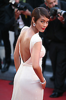 Taís Araújo at The Immigrant film gala screening at the Cannes Film Festival Friday 24th May May 2013
