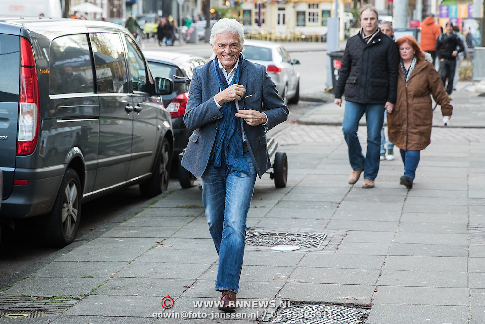 NLD/Amsterdam/20161125 - Ben Cramer in Amsterdam,