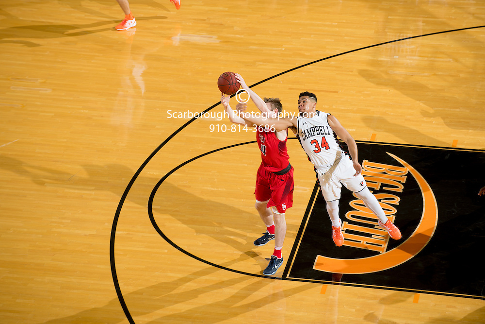 Campbell University Men's Basketball vs Samford