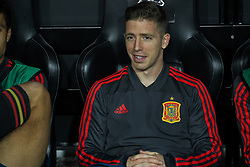 March 23, 2019 - Valencia, Valencia, Spain - Muniain of Spain in action during European Qualifiers championship, , football match between Spain and Norway, March 23th, in Mestalla Stadium in Valencia, Spain. (Credit Image: © AFP7 via ZUMA Wire)