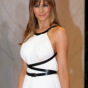 Melania Trump at the 2011 White House Correspondents Dinner in Washington, D.C. (Photo by Kyle Gustafson)