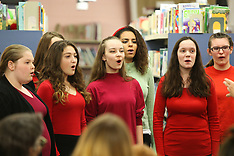 12/05/17 BHS Show Choir @ Library