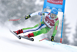 03.03.2019, Olympiabakken, Kvitfjell, NOR, FIS Weltcup Ski Alpin, SuperG, Herren, im Bild Klemen Kosi SLO //  in action during his run in the men's Super-G of FIS ski alpine world cup.  Olympiabakken in Kvitfjell, Norway on 2019/03/03. EXPA Pictures © 2019, PhotoCredit: EXPA/ SM<br /> <br /> *****ATTENTION - OUT of GER*****