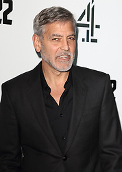May 15, 2019 - London, United Kingdom - George Clooney attends the Catch 22 - TV Series premiere at the Vue Westfield, Westfield Shopping Centre, Shepherds Bush (Credit Image: © Keith Mayhew/SOPA Images via ZUMA Wire)