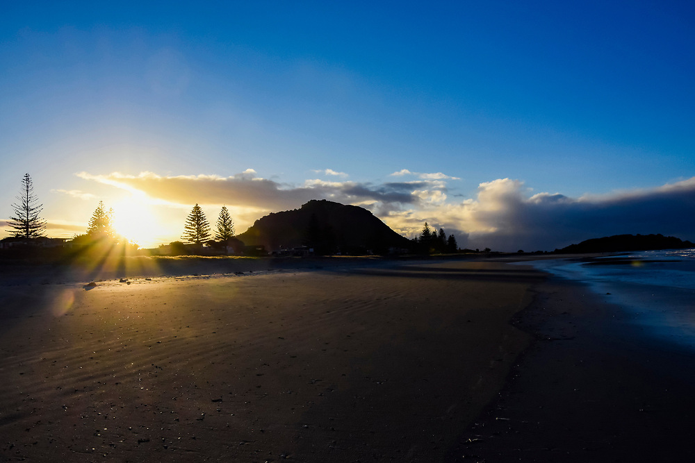 Tauranga<br /> Mount Maunganui area, New Zealand