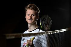 20170324 Badmintonspiller Anders Antonsen