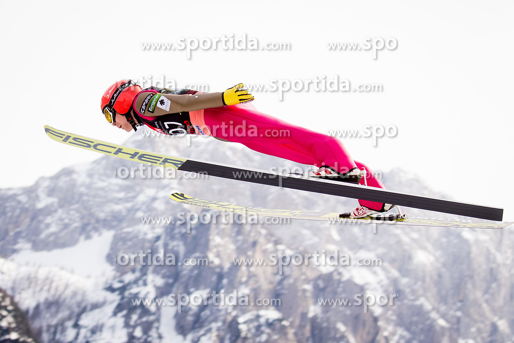 Jarkko Maeaettae (FIN) during the Ski Flying Hill Individual Competition on Day Two of FIS Ski Jumping World Cup Final 2017, on March 24, 2017 in Planica, Slovenia. Photo by Ziga Zupan / Sportida