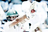 Cricket - South Africa v India 2nd Test Day 1