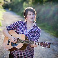 Portraits Of Singer, Songwriter & Guitarist - Jodi Doidge