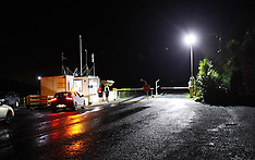 Waihi-Accident at Oceania Golf Mine