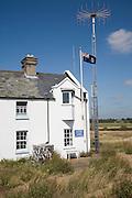 Coastguard, Shingle Street, Suffolk, England