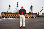 Simon Willerton is a guide on the historical ship HMS Victory and a PCS member. Portsmouth, UK.