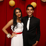 St Cuth's Ball 2013 - Oriental Red