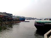 Cheung Chau fishing harbor