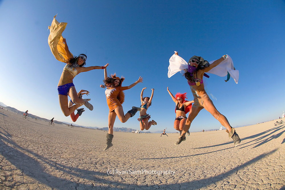 Freedom on the Playa