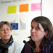 03 June 2015 - Belgium - Brussels - European Development Days - EDD - Urban - Growing food in greener cities - The role of urban and peri-urban horticulture - Katrien Verbeke<br /> Deputy Director - Department of Environment - City of Gent © European Union