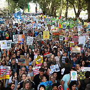 Global Climate Strike London Sept 2019