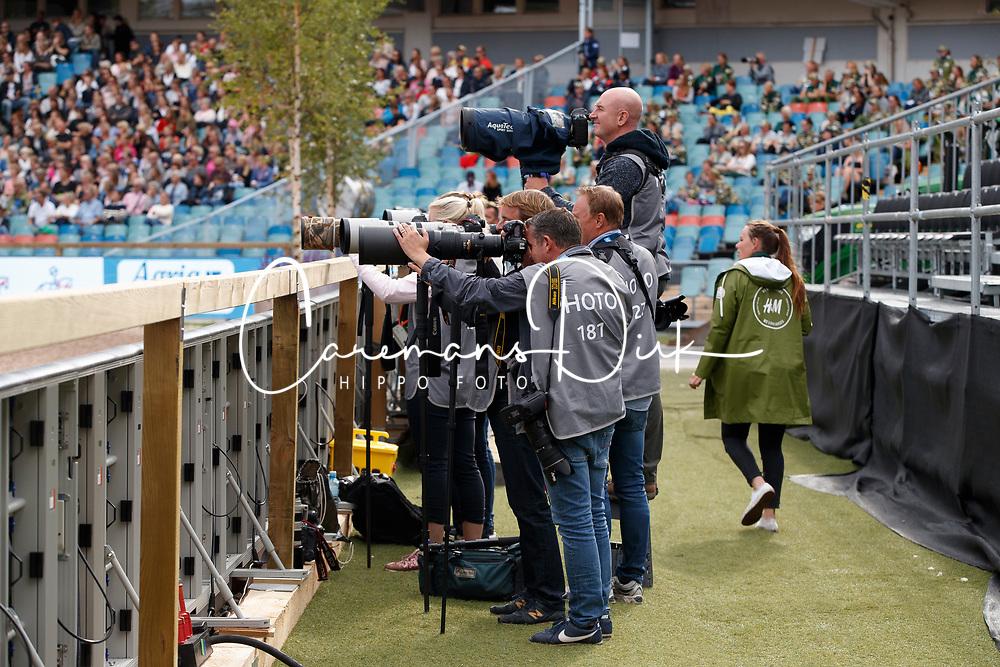 De Koster Leanjo, NED<br /> FEI European Driessage Championships - Goteborg 2017 <br /> &copy; Hippo Foto - Dirk Caremans<br /> 26/08/2017,