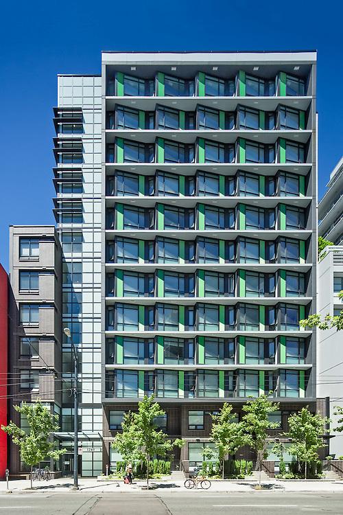 McLaren House, Vancouver | GBL Architects | 2013