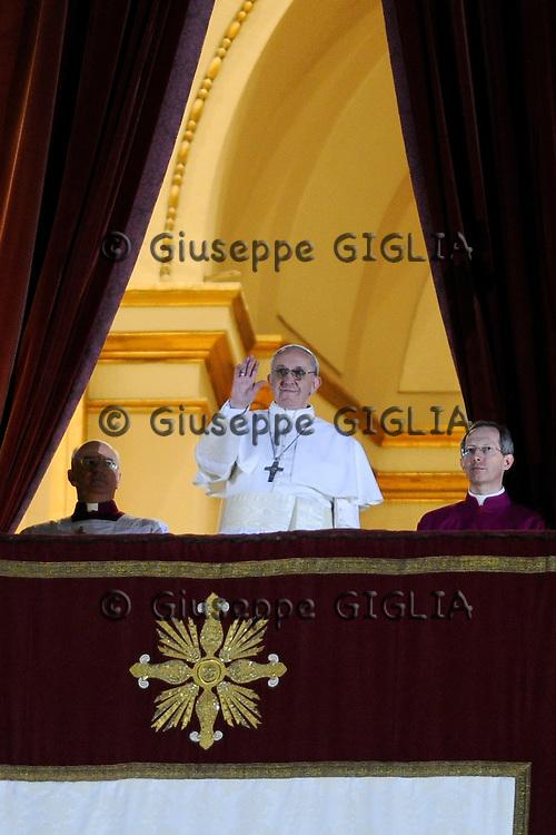 Pope Francesco.