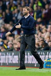 Aston Villa Manager Tim Sherwood - Mandatory byline: Rogan Thomson/JMP - 07966 386802 - 14/08/2015 - FOOTBALL - Villa Park Stadium - Birmingham, England - Aston Villa v Manchester United - Barclays Premier League.
