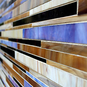 Modern architecture facade tile texture background