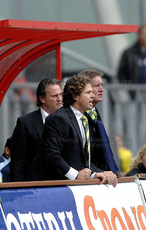 22-10-2006 VOETBAL: UTRECHT - DEN HAAG: UTRECHT<br /> FC Utrecht wint in eigenhuis met 2-0 van FC Den Haag /  Frans Adelaar<br /> &copy;2006-WWW.FOTOHOOGENDOORN.NL