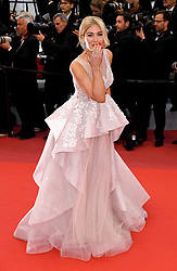 Hofit Golan attending the Pain and Glory premiere, held at the Grand Theatre Lumiere during the 72nd Cannes Film Festival