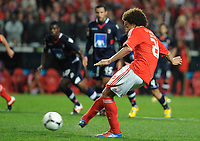 20120331: LISBON, PORTUGAL – Portuguese Liga Zon Sagres 2011/2012 - SL Benfica vs CS Braga.<br />