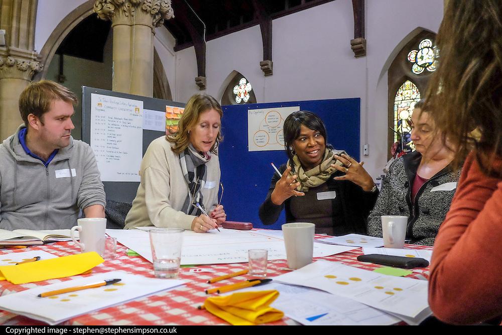 St Johns consultation. Photo credit : Stephen Simpson