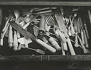Cutlery, Cornwall