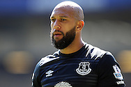 Tim Howard of Everton during the Barclays Premier League match at Goodison Park, Liverpool<br /> Picture by Paul Chesterton/Focus Images Ltd +44 7904 640267<br /> 15/05/2016