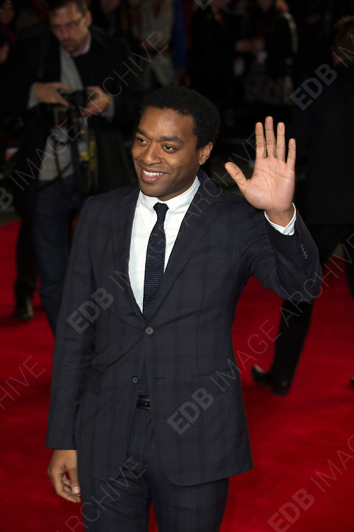 18.OCTOBER.2013. LONDON<br /> <br /> THE PREMIERE OF 'TWELVE YEARS A SLAVE' AT THE 57TH BFI LONDON FILM FESTIVAL<br /> <br /> BYLINE: EDBIMAGEARCHIVE.CO.UK<br /> <br /> *THIS IMAGE IS STRICTLY FOR UK NEWSPAPERS AND MAGAZINES ONLY*<br /> *FOR WORLD WIDE SALES AND WEB USE PLEASE CONTACT EDBIMAGEARCHIVE - 0208 954 5968*