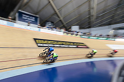 - Photo mandatory by-line: Nigel Pitts-Drake/JMP - Tel: Mobile: 07966 386802 28/06/2014 - SPORT - CYCLING - KEIRIN -  National Cycling Centre - Manchester
