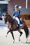 Diederik van Silfhout - Arlando N.O.P.<br /> Nederlands Kampioenschap 2016<br /> © DigiShots