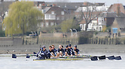 Putney, GREAT BRITAIN,   2008 Boat Race, Tideway Week, Oxford Training outing on the River Thames, Wed. 26.03.2008 [Mandatory Credit, Peter Spurrier / Intersport-images Varsity Boat Race, Rowing Course: River Thames, Championship course, Putney to Mortlake 4.25 Miles,