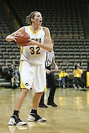 08 February 2007: Iowa forward Wendy Ausdemore (32) in Iowa's 66-49 win over Michigan at Carver-Hawkeye Arena in Iowa City, Iowa on February 8, 2007.
