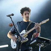 WASHINGTON, DC - September 26th, 2015 - Alt-J performs at the 2015 Landmark Festival in Washington, D.C.  (Photo by Kyle Gustafson / For The Washington Post)