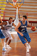 Porto San Giorgio, 05/06/07<br /> Basket, nazionale italiana maschile<br /> bianchi vs blu<br /> nella foto: guido rosselli<br /> foto ciamillo