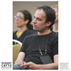 Robert Sarkies at the Spada Conference 06 at the Hyatt Regency Hotel, Auckland, New Zealand.<br />